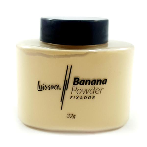 Pó Fixador Banana Powder Luisance L9013
