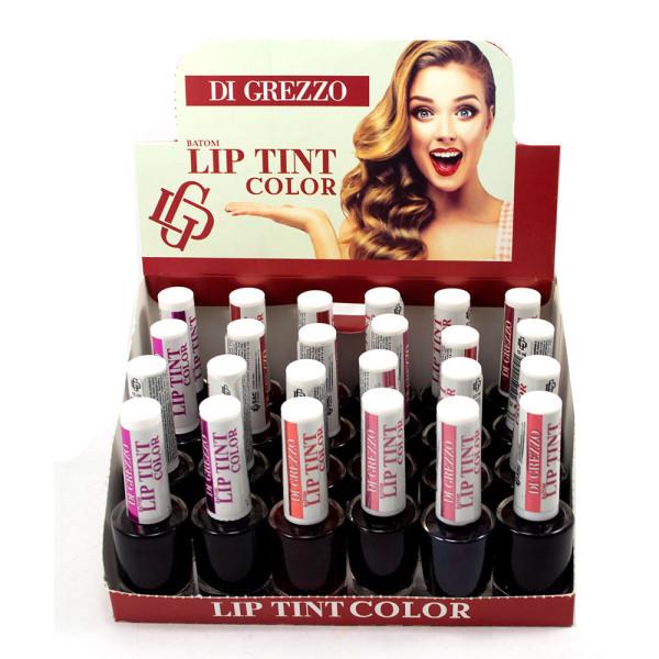 Batom Lip Tint Color Di Grezzo - Display com 24 unidades