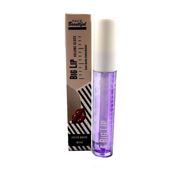 Big Lip Volume Gloss Face Beautiful - Lilac