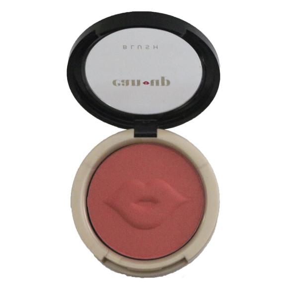 Blush Facial Compacto Can-Up Cosmetics - Nacarado