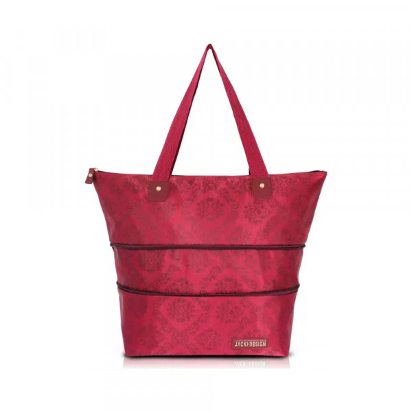 Bolsa Expansivel Grande Essencial II Jacki Design ABC15087
