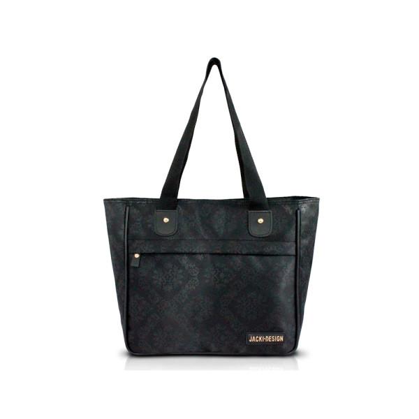 Bolsa Grande com Bolso Externo Essencial II Jacki Design ABC15083