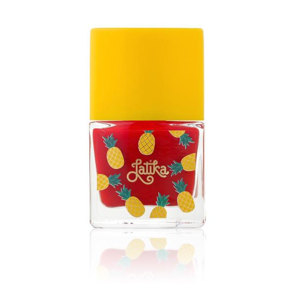 Esmalte Cremoso Latika Nail Coleção Piña - Vermelho Joy