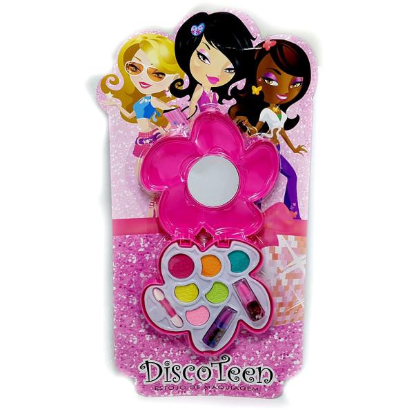 Estojo de Maquiagem Infantil Disco Teen HB86506A