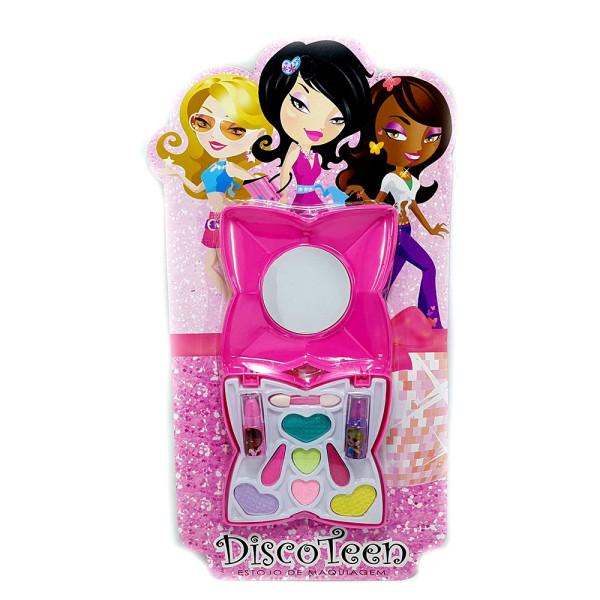Estojo de Maquiagem Infantil Disco Teen HB86506C