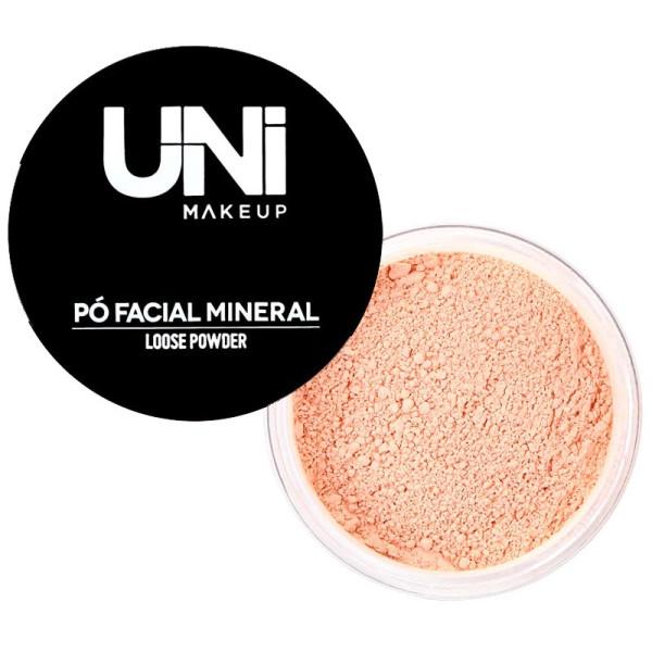 Pó Facial Mineral Loose Powder UNIMakeup - Cor 02