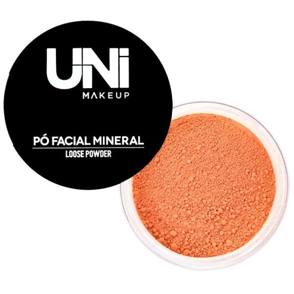 Pó Facial Mineral Loose Powder UNIMakeup - Cor 03