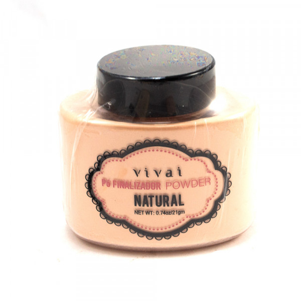 Pó Finalizador Powder Vivai 1000 - Natural