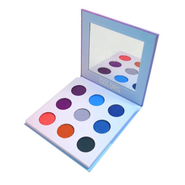 Paleta de Sombras Colors Premium Collection Bella Femme BF10066