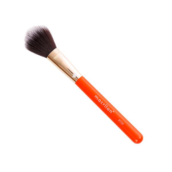 Pincel Profissional para Blush Linha Beauty Tools Macrilan BT05
