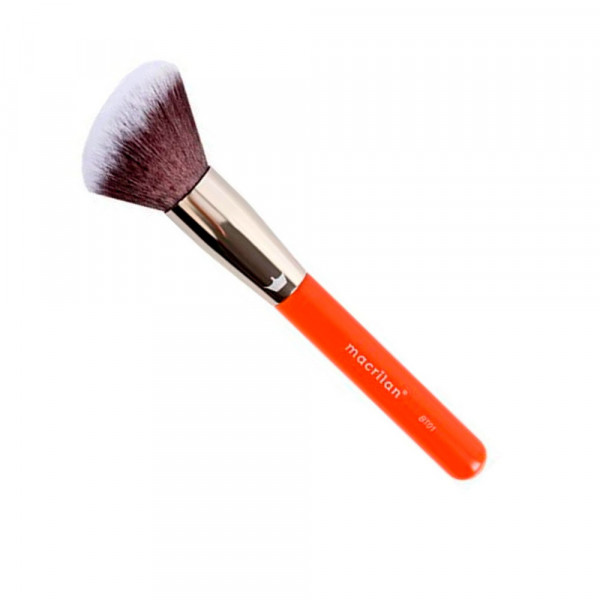 Pincel Profissional para Pó Linha Beauty Tools Macrilan BT01