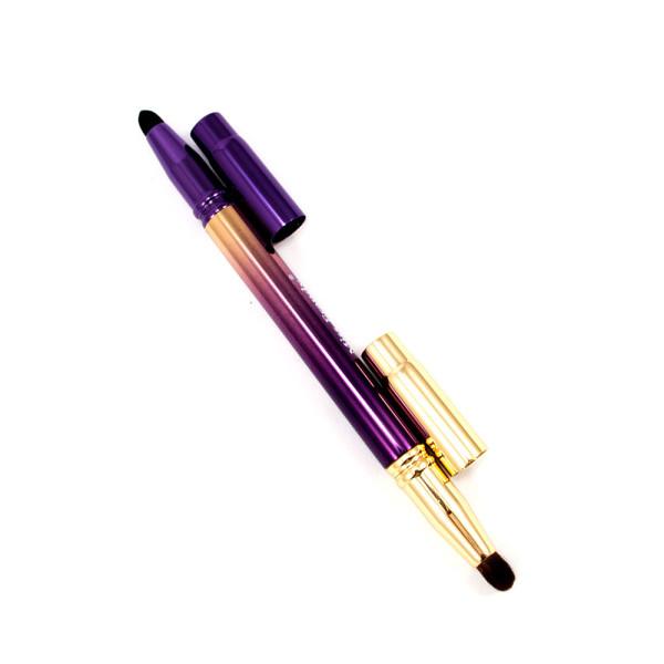 Pincel para Maquiagem 4 em 1 Linha Camaleão Miss Frandy PM17-31105