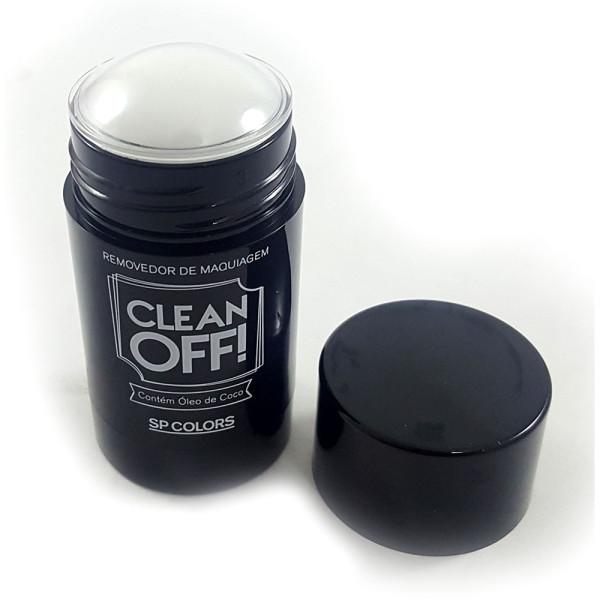 Removedor de Maquiagem Clean Off! SP Colors SP052