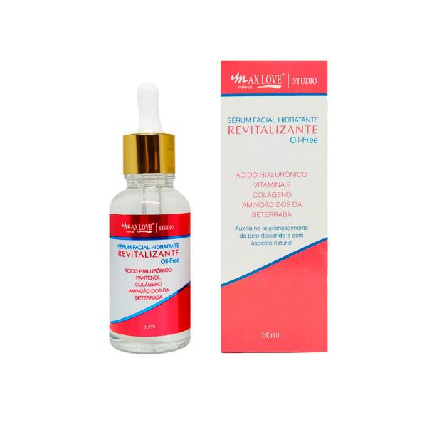 Sérum Facial Hidratante Revitalizante Max Love
