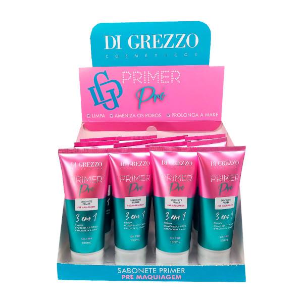 Sabonete Primer Pré Maquiagem 3 em 1 Di Grezzo - Display com 12 unidades