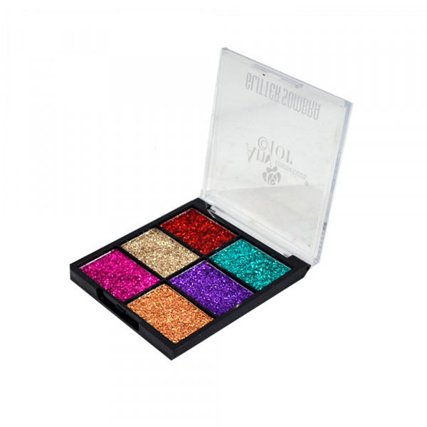 Paleta de Sombras Glitter Any Color 1901 - Cor 01